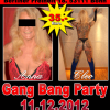 Gang Bang Party in Bonn