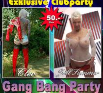 Gang Bang Party mit Cleo & Jill Summer