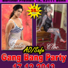 AO/Safe Gang Bang  Party mit Cleo und Julia