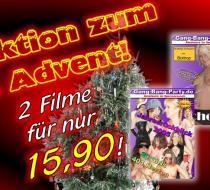 Advent Angebot – 2 Filme zum Preis von einem