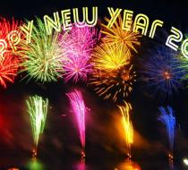 Guten Rutsch ins neue Jahr 2016