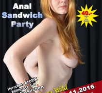 Anal- Sandwich Gang Bang Party in Euskirchen