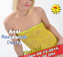 Anal und Sandwich Gang Bang Party in Aachen