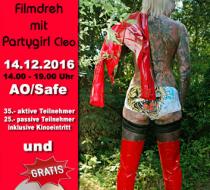 AO/Safe Sharp Movies – mit Hobbyhure Cleo in Aachen