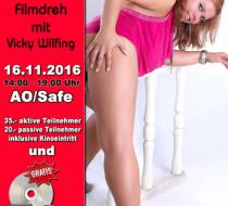 AO/Safe Sharp Movies – mit Vicky Wilfing