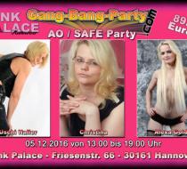 AO / Safe Gang Bang Party in Hannover