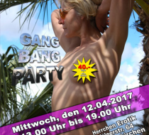 Gang Bang Party in Euskirchen