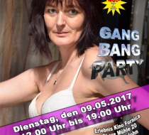 Gang Bang Party in Iserlohn