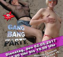 GangBang Sexkino Party in Bonn