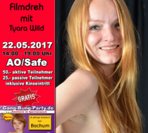Sharp Movies  mit Tyara Wild in Aachen