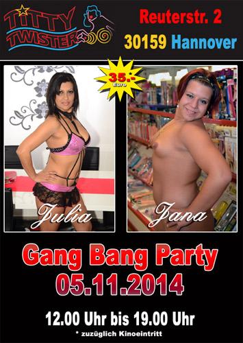 bdsm porno gangbang party hannover
