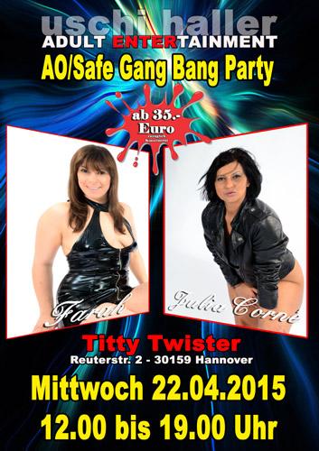gangbang party hannover sextreffen hamburg