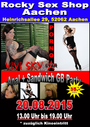 dolly buster sex shop sexkino aachen
