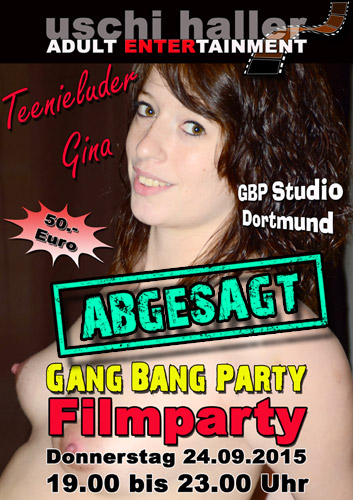 Party mit vicky wilfing in austria - 3 part 3