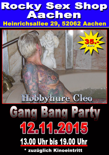 gang bang sex sex aachen