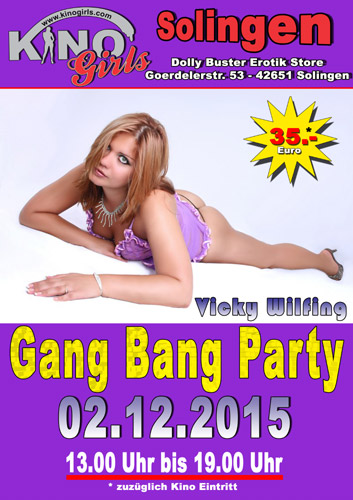 gang bang event funtastixx models