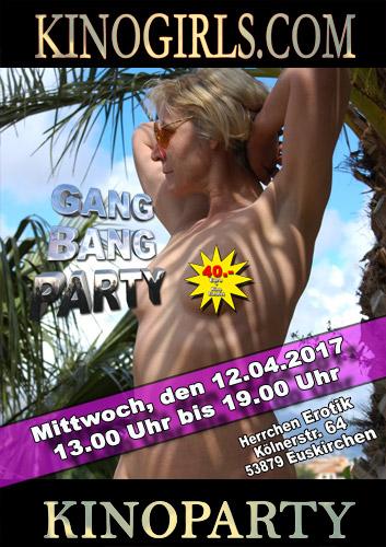 gang bang party novum pornokino