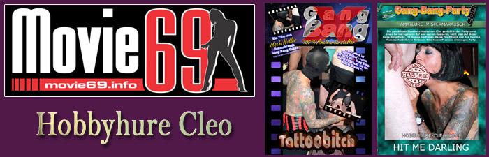 Userdreh mit Fetischgirl Cleo