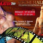 Amateurfilmdreh in Hannover