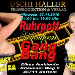 AO GangBang Filmdreh mit Ashley Cumstar und Dirty Julia