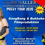 AO Gang Bang Filmdreh mit Dirty Julia & Spermarie in Hofheim/Hessen