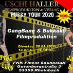AO/Safe Gang Bang Filmdreh mit Cleo und Jasmin Babe